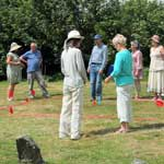 Dowsing workshops in west Cornwall