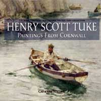 Henry Scott Tuke Paintings from Cornwall by Catherine Wallace