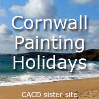 Cornwall Painting Holidays